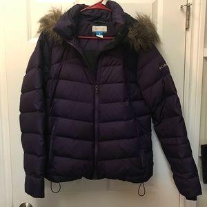 Women's Columbia Puffer Coat